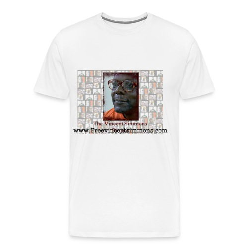 vincent simmons  - Men's Premium T-Shirt