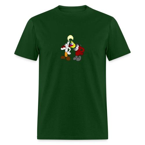 Cig and Light T-Shirt - Men's T-Shirt