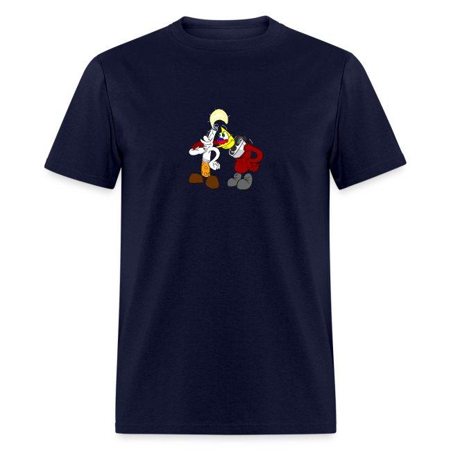 Cig and Light T-Shirt
