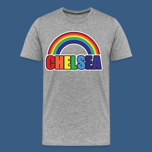 Chelsea Rainbow - Men's Premium T-Shirt