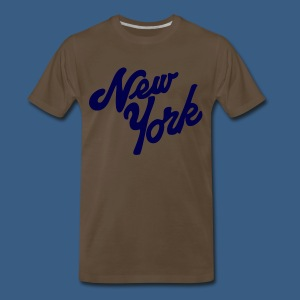 Loopy New York - Men's Premium T-Shirt
