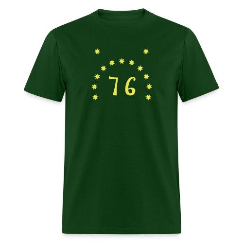 Bennington Battle Shirt - Men's T-Shirt