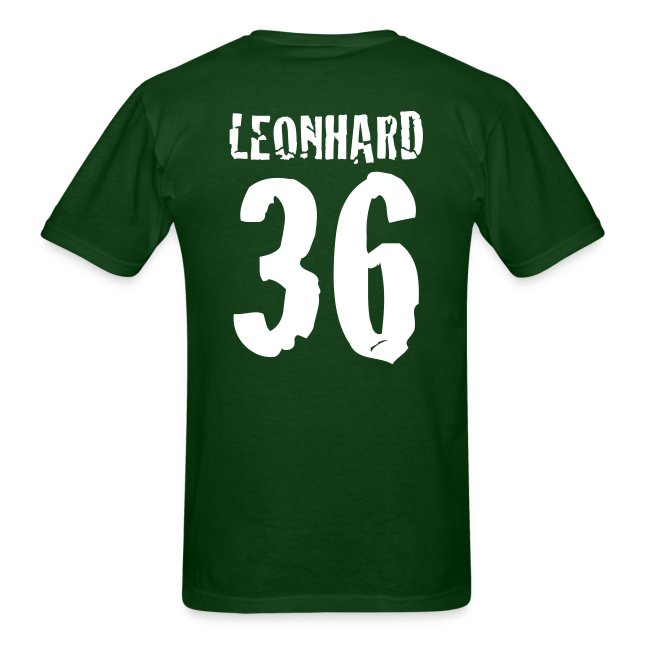 Jim Leonhard Dream Big T-Shirt