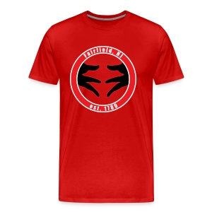 FF Throw It Up Red - Men's Premium T-Shirt