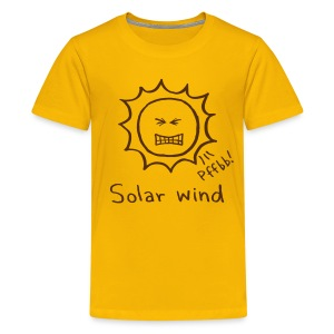 Solar Wind - Kids' Premium T-Shirt