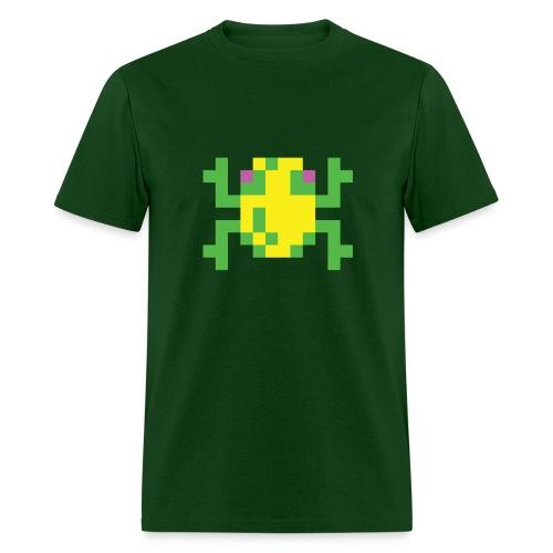 Frogger Front - Men's T-Shirt