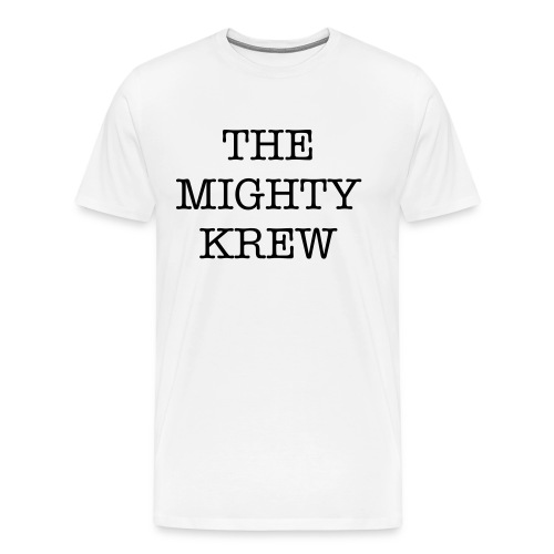 The Mighty Krew - MALE - Men's Premium T-Shirt