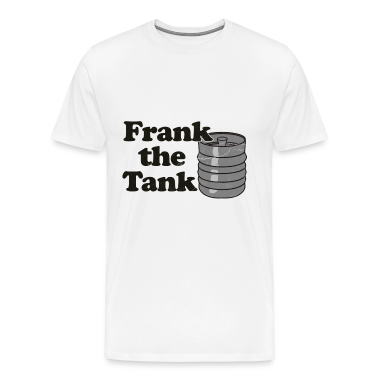 Frank the Tank Old School T-Shirts