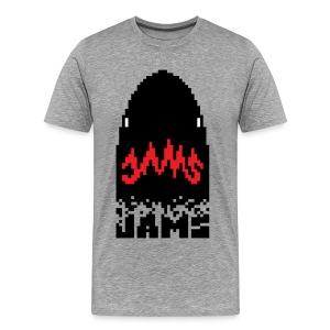JAMS ♫  - Men's Premium T-Shirt