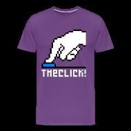 T-Shirts ~ Men's Premium T-Shirt ~ THECLICK!