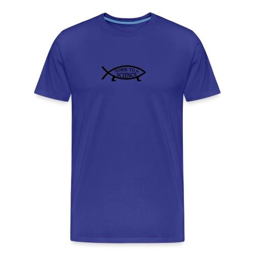 Darwin to a Science - Men's Premium T-Shirt