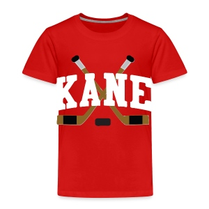 Chicago Kane Hockey Sticks Toddler T-Shirt - Toddler Premium T-Shirt