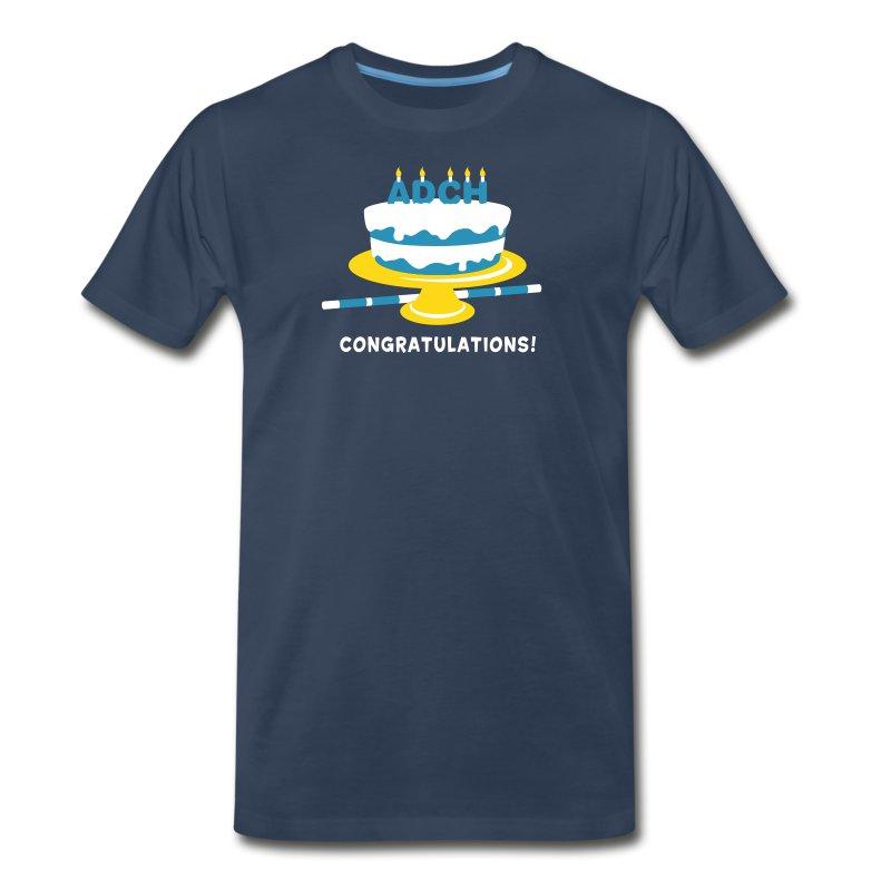 ADCH Cake - Men's Premium T-Shirt