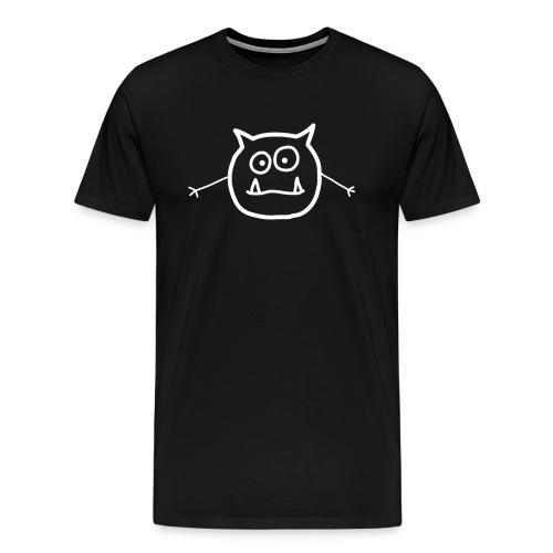 Grumo Black - Men - Men's Premium T-Shirt