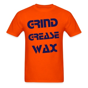 grindgrease - Men's T-Shirt