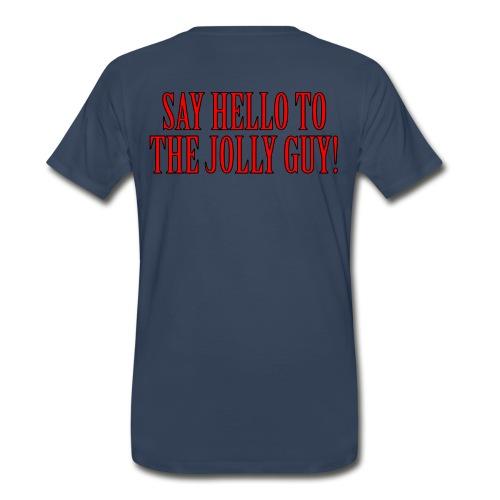Santa Gangster 3X - Men's Premium T-Shirt