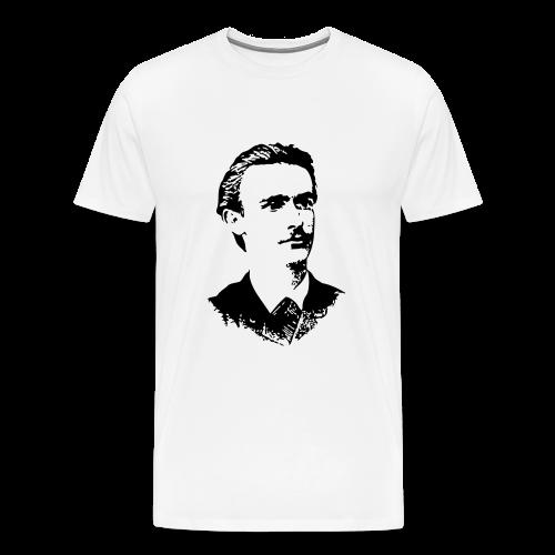 Rudolf Steiner - Men's Premium T-Shirt
