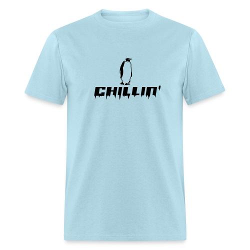 Cold Chillin' - Men's T-Shirt