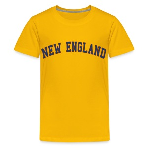 New England Children's T-Shirt - Kids' Premium T-Shirt