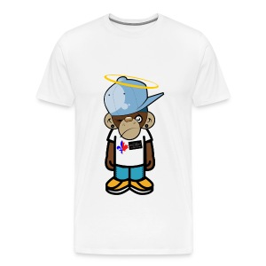 CMM Tshirt Monkey style - Men's Premium T-Shirt