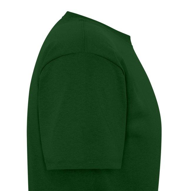 Men's Green Banzai Chicks Army Girl T-shirt