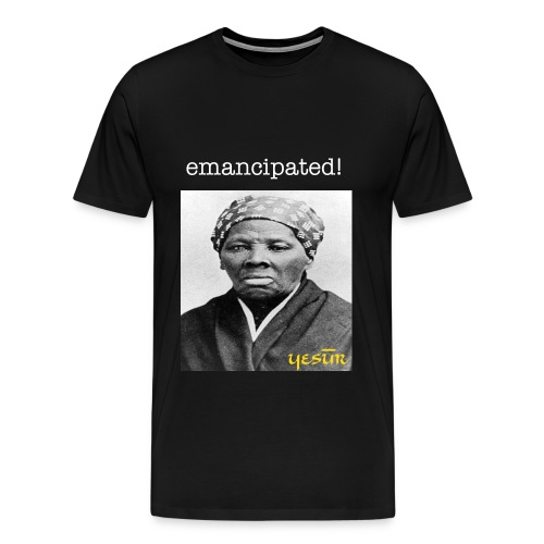 Harriet Tubman - Men's Premium T-Shirt