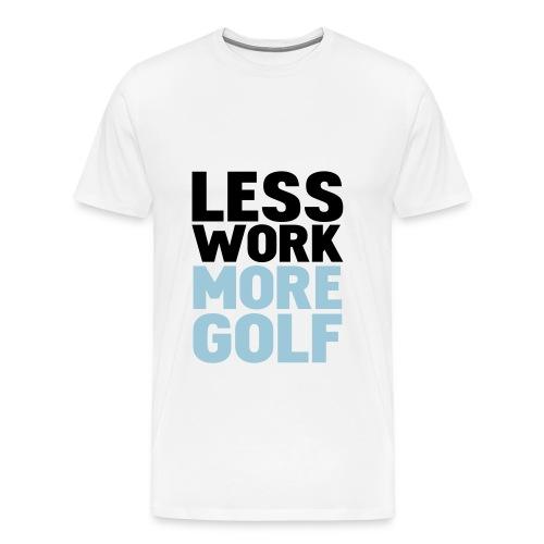 golf - Men's Premium T-Shirt
