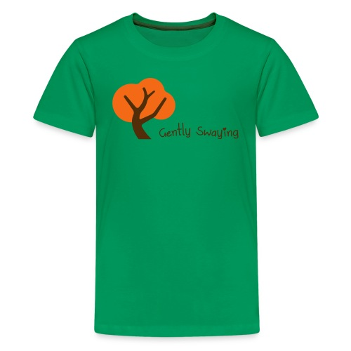 Gently Swaying Children's T-Shirt - Kids' Premium T-Shirt