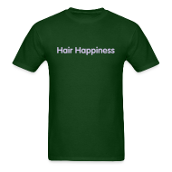 T-Shirts ~ Men's T-Shirt ~ Hair Happiness Dudes Heavy Tee