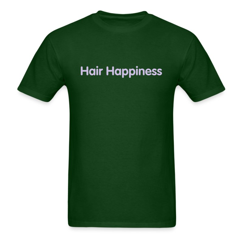 Hair Happiness Dudes Heavy Tee - Men's T-Shirt