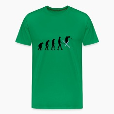 evolution ski T-Shirts