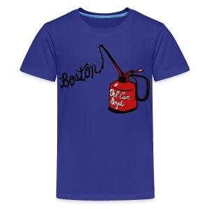 Boston Oil Can Boyd Children's T-Shirt - Kids' Premium T-Shirt