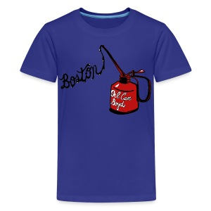 Boston Oil Can Boyd Children's T-Shirt - Kids' Premium T-Shirt