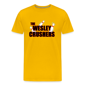 THE WESLEY CRUSHERS T-Shirt - BIG BANG Shirt ~ 1850