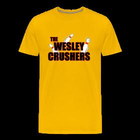 THE WESLEY CRUSHERS T-Shirt - BIG BANG Shirt ~ 1850