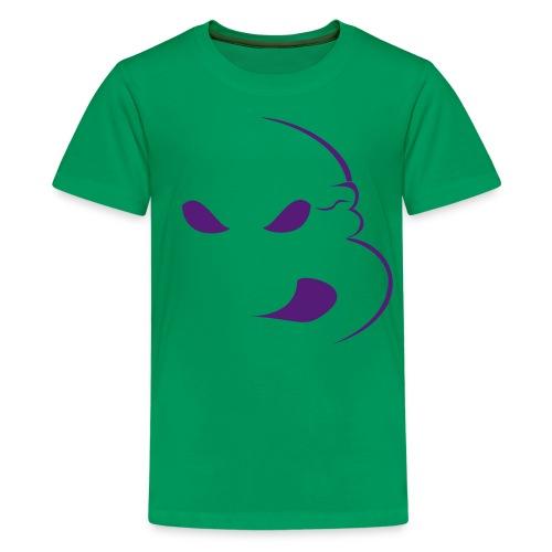 Purple Flex Ninja Kids - Kids' Premium T-Shirt