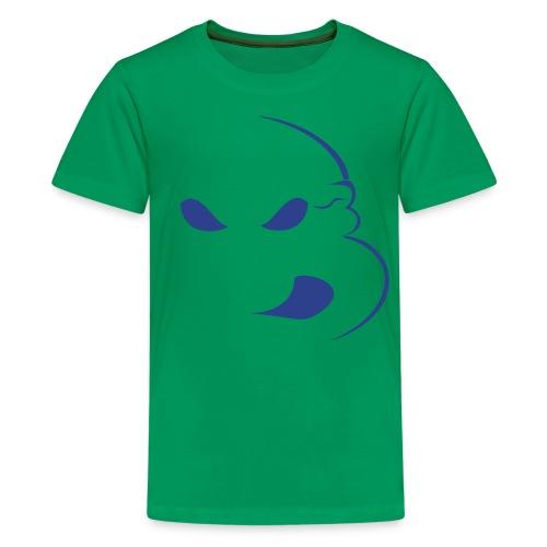 Blue Flex Ninja Kids - Kids' Premium T-Shirt
