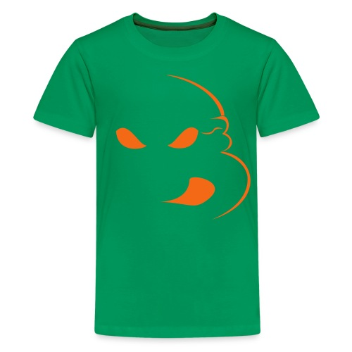 Orange Flex Ninja Kids - Kids' Premium T-Shirt