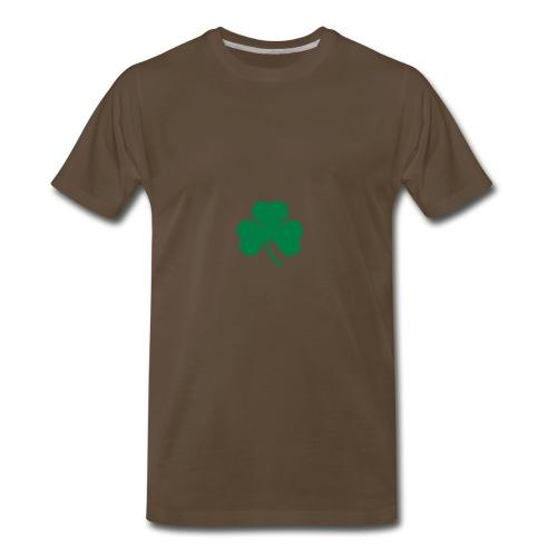 Shamrock - Men's Premium T-Shirt
