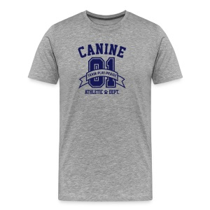 Canine Athletic Dept. - Men's Premium T-Shirt