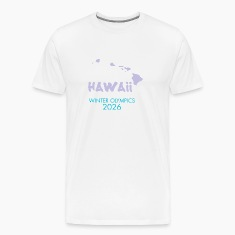 Hawaii Winter Olympics 2026 T-shirt