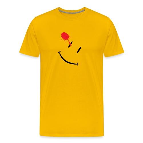 Watchmen Smiley - Men's Premium T-Shirt