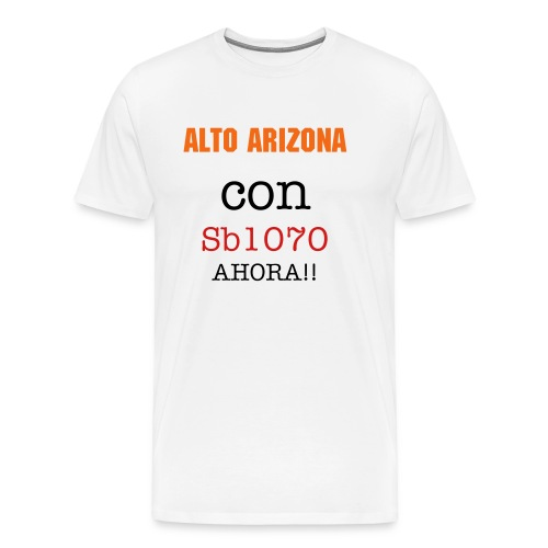 alto arizona - Men's Premium T-Shirt