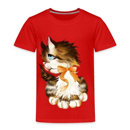 Kitten - Toddler Premium T-Shirt