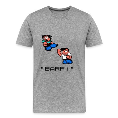 BARF! 3XL - Men's Premium T-Shirt