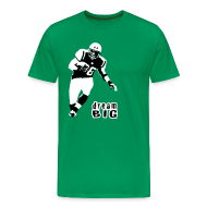 T-Shirts ~ Men's Premium T-Shirt ~ Jim Leonhard Dream Big T-Shirt