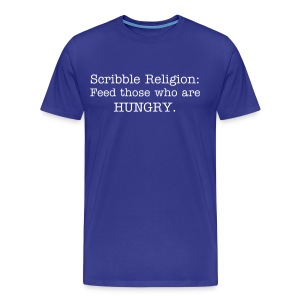 HUNGRY! - Men's Premium T-Shirt