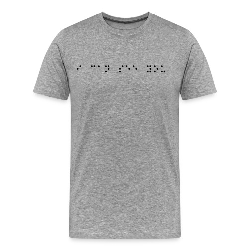 I Can See You Men's T-shirt - Men's Premium T-Shirt