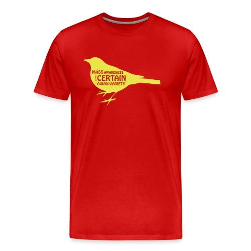 Bird is the Word - Men's Premium T-Shirt