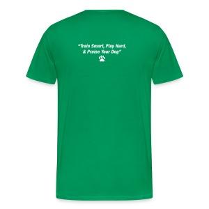 Dog Agility Athletic Dept. - Men's Premium T-Shirt